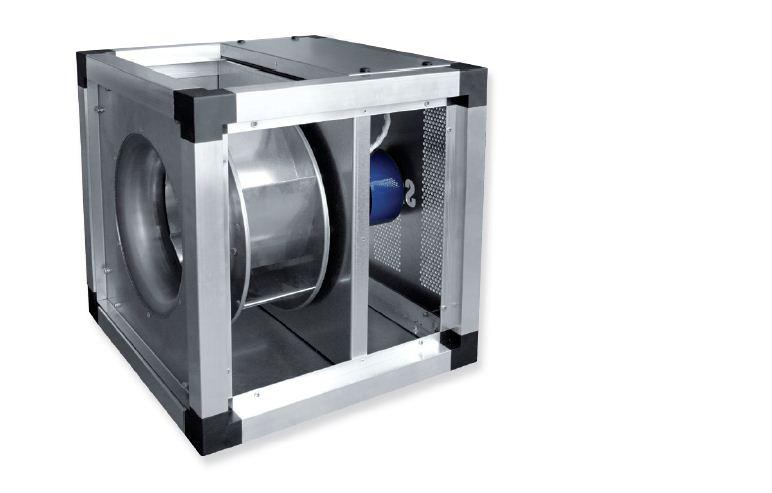 Купить Кухонный вентилятор KUB T120