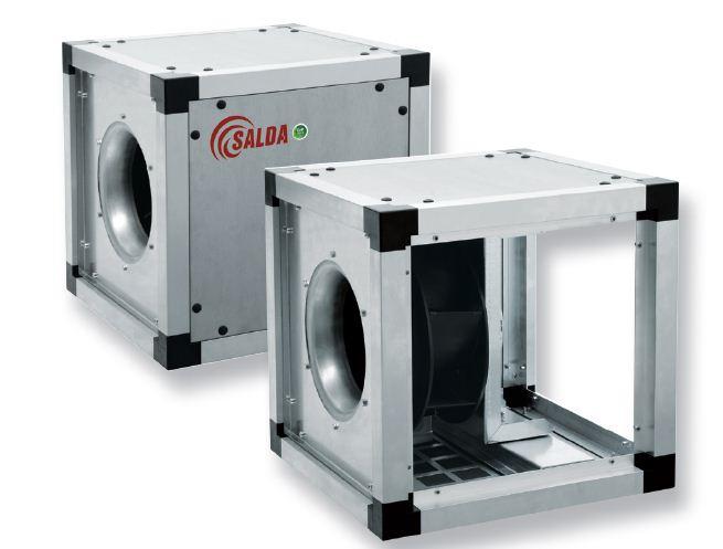 cumpără Canal sunet ventilator KUB EKO