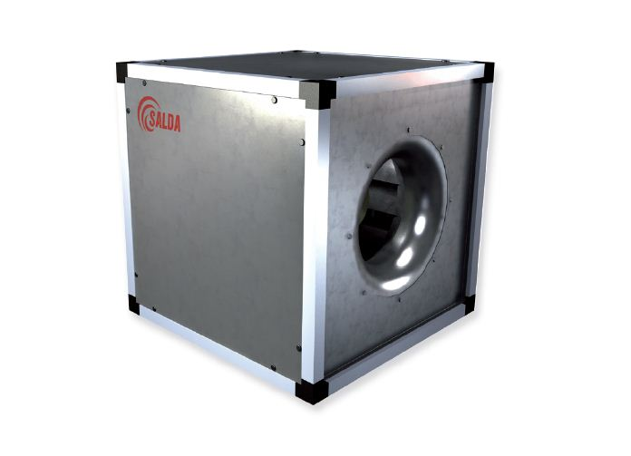 cumpără Canal sunet ventilator Salda KUB