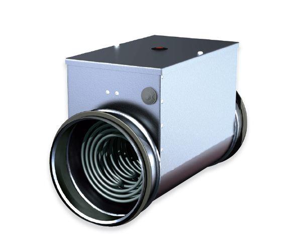Купить Электрический канальный нагреватель Salda EKA NI