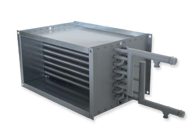Buy Rectangular water channel Salda SVS heater