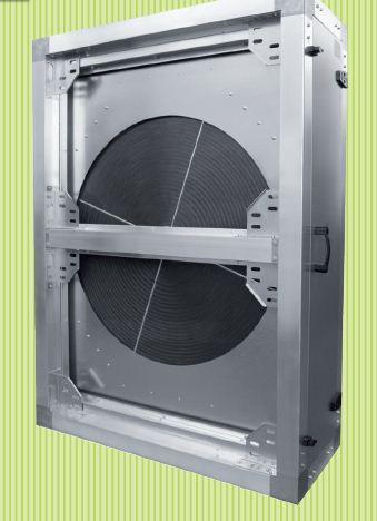 Купить Секция роторного теплообменника Salda