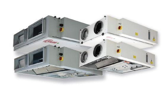 Агрегати вентиляційно-витяжні