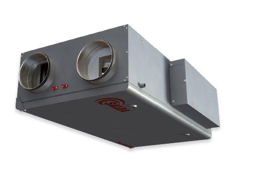Вентиляционный агрегат с рекуперацией тепла Salda RIS P