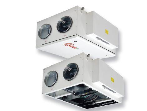 Вентиляционный агрегат с рекуперацией тепла Salda RIRS P EKO, вентиляционное оборудование