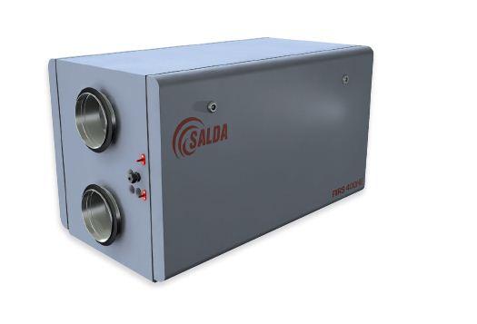 Вентиляционный агрегат с рекуперацией тепла Salda RIRS H