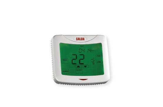 Купить Пульт для управления вентиляционным агрегатом с рекуперацией тепла Salda TPC