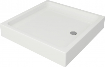 Buy The pallet for shower cabins square complete with the TAKO 90/6 S204-012 panel