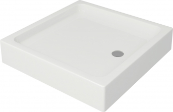 Buy The pallet for shower cabins square complete with the TAKO 80/6 S204-011 panel
