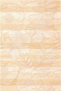Купить Плитка настенная Carisma Beige Inserto Flower 30x45 WD227-007