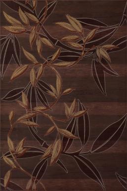 Купить Плитка настенная Carisma Brown Inserto Twig 30x45 WD227-006