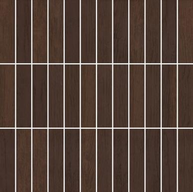 Купить Плитка настенная Carisma Brown Mosaic 30x30 WD227-003