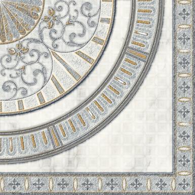 Купить Плитка напольная Carrara Панно 88x88 CE6G494
