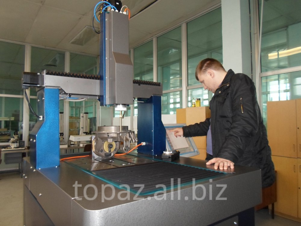 Buy THE MECHANIZED INSTALLATION OF THE ELECTROSPARK ALLOYING MEIL-14