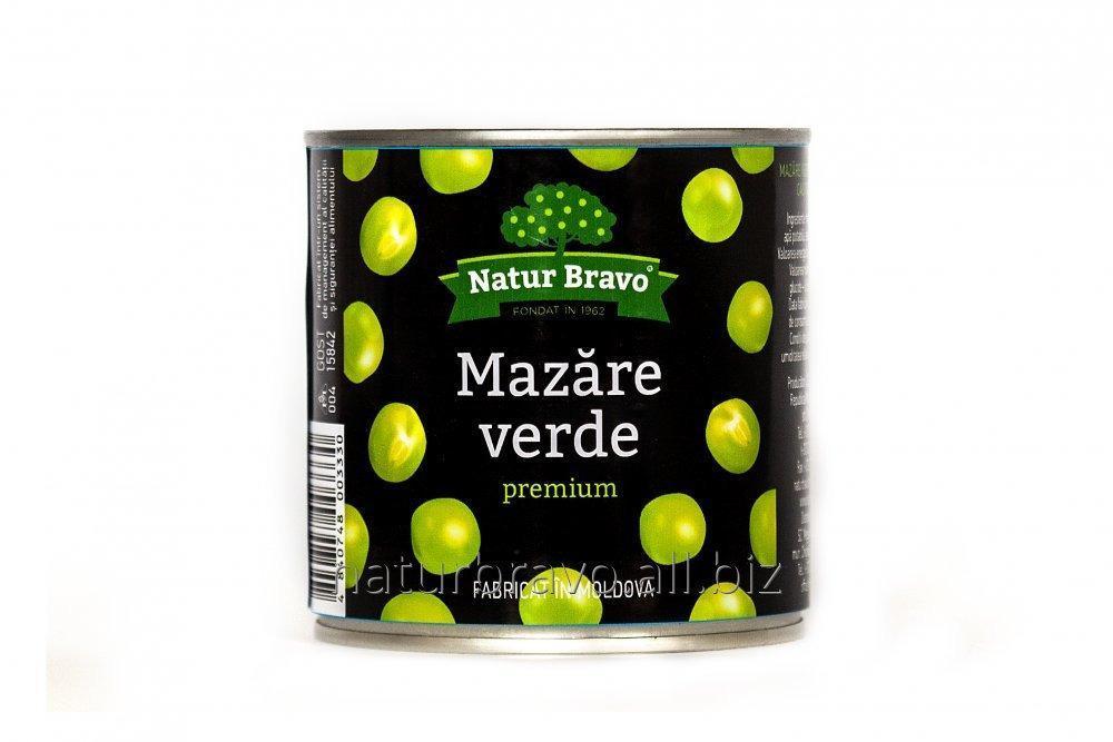 Купить Mazăre verde 425 ml