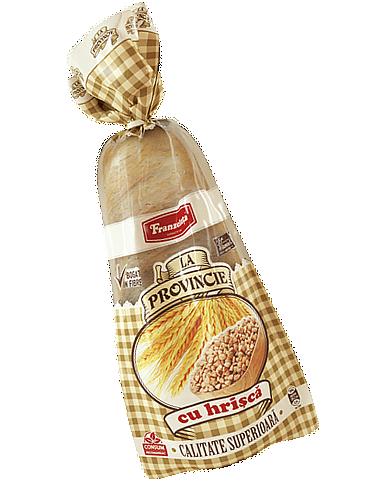 Купить Хлеб La Provincie с гречневой мукой