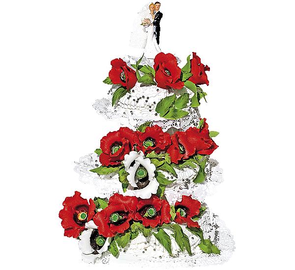 Купить Свадебный торт 65
