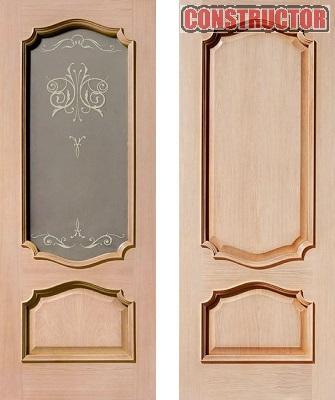 Купить Дверь деревянная Green Plant Prima Elite
