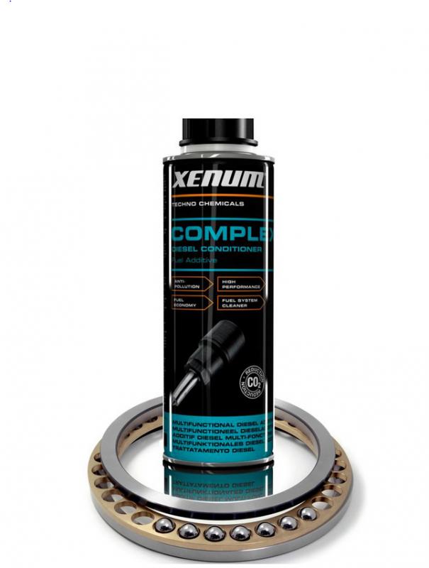 Купить Промывка топливной системы Diesel Complex Conditioner
