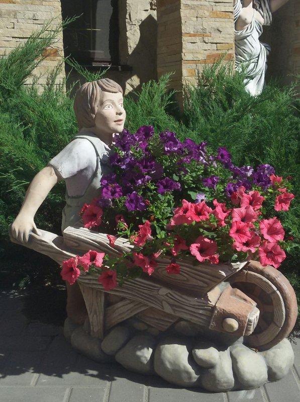 Купить Figuri din beton,statuiete decorative