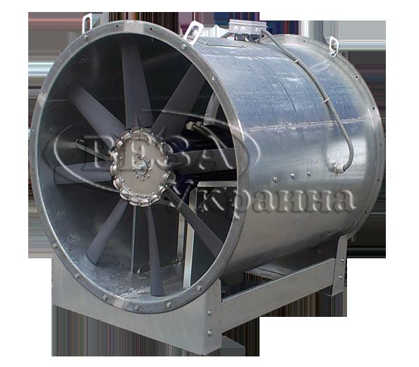 Купить Вентилятор осевой энергоэффективный ОСА 300/ОСА 301