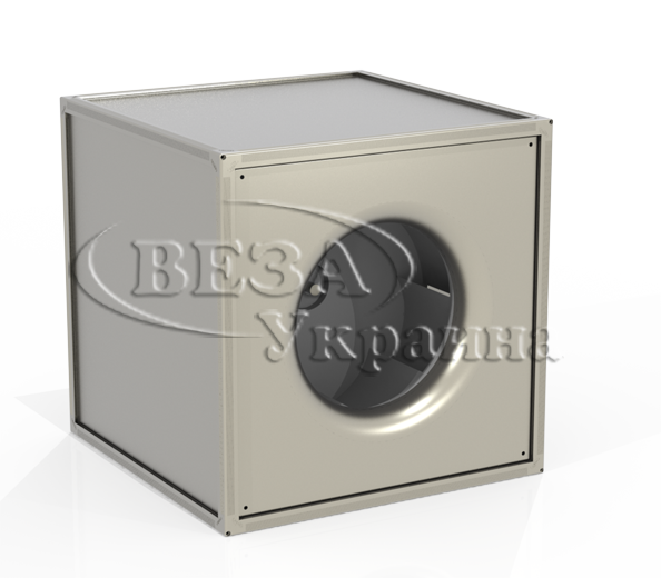 Buy Fan channel radial square frame and panel Kanal-KVARK-KP