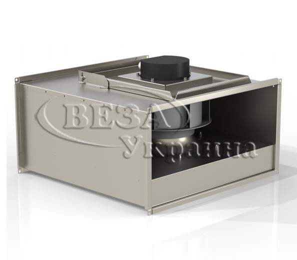 Купить Вентилятор канальный радиальный прямоугольный с ЕС-двигателем