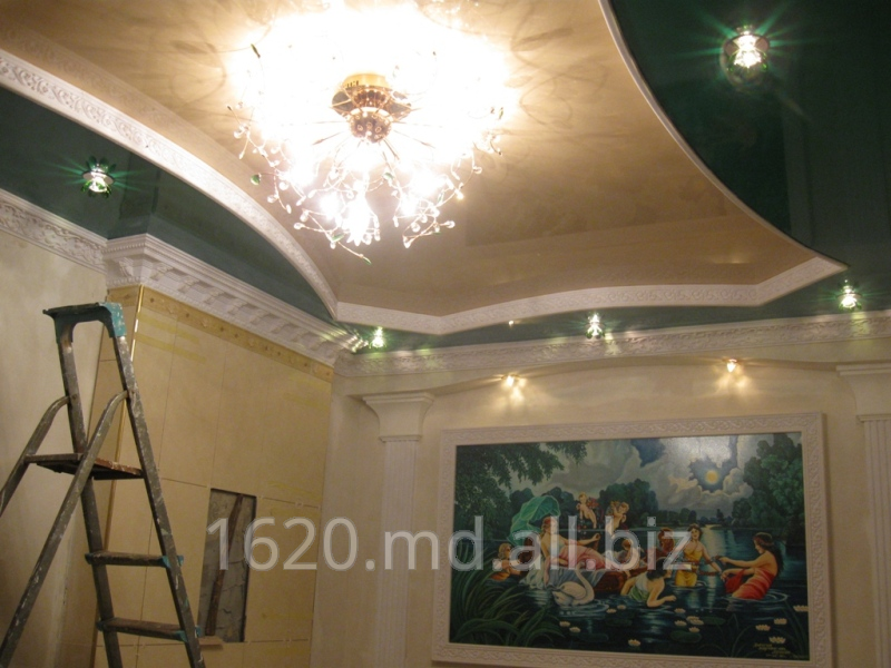 Buy Stretch ceilings for every taste and color.
