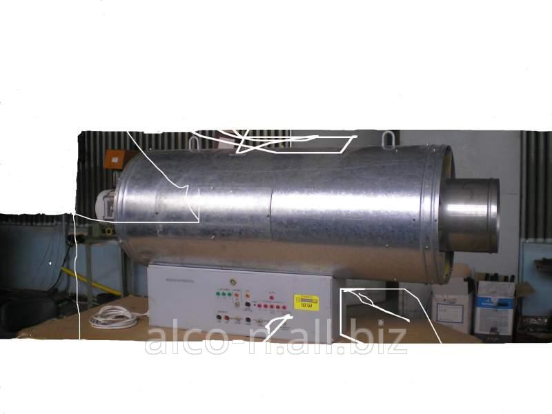 Купить INCALZITOR DE AER CU GAZE IAG-01