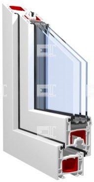 Купить Профиль ПВХ 3 камеры Litex Optima