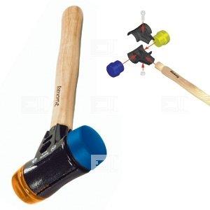 Buy The hammer with zamenny traffic jams of Wiha