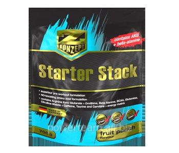 No бустер Starter Stack