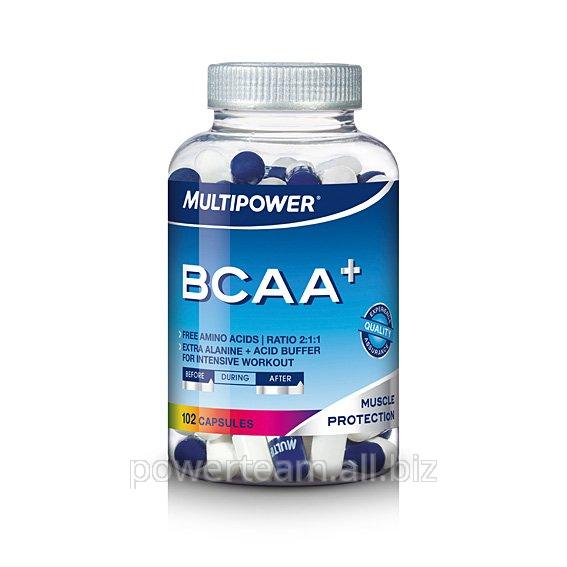Аминокислота BCAA