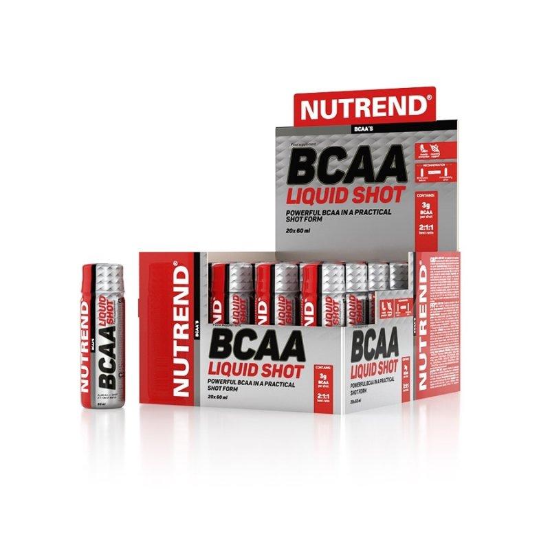 Аминокислота BCAA Mega Shot