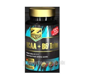 Аминокислота BCAA+B6 tabs