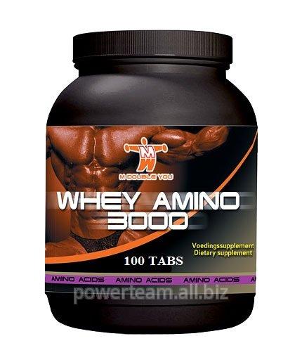 Аминокислота WHEY AMINO 3000