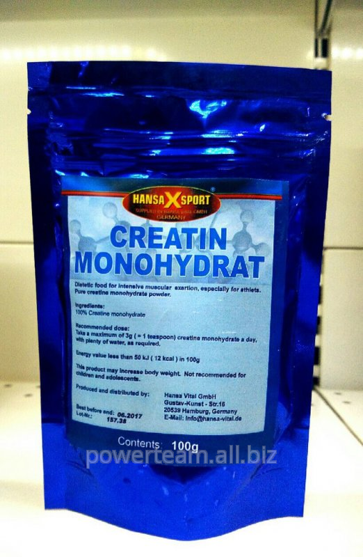 Купить Креатин Creatine Monohydrat