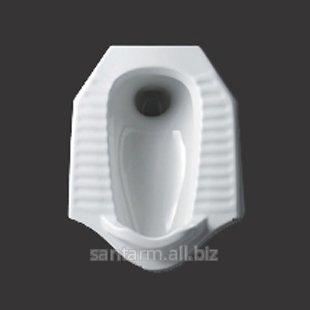 Купить Чаша Генуя керамическая с сифоном HD36