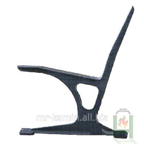 Чугунная ножка для садовых скамеек Miejska I