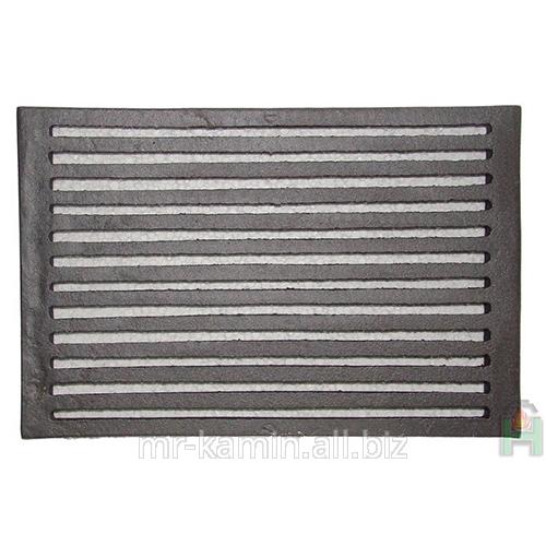 Чугунная решетка для плиты