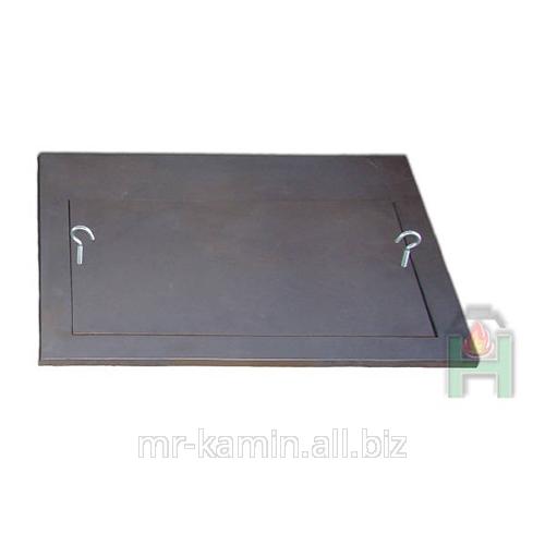 Чугунная плита + крышк