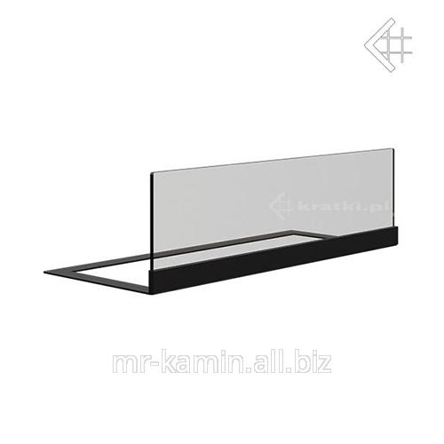 Био-камин полный стекло + база Charlie 2