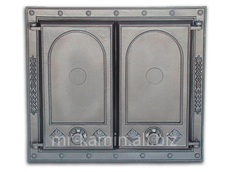 Печная дверка DW7 625x555