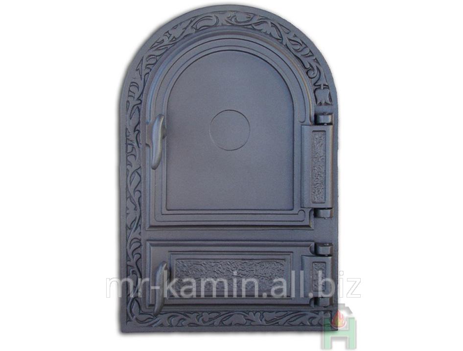 Печная дверка DW10 485x325