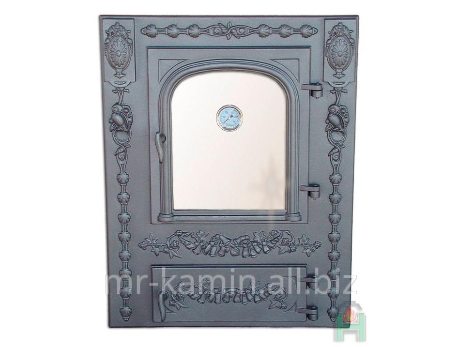 Печная дверка PG4T 780x600