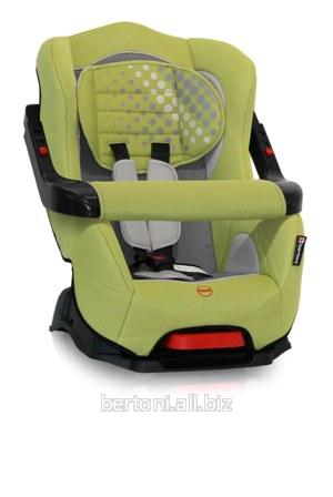 Buy Car seat of Bumper Apple Green