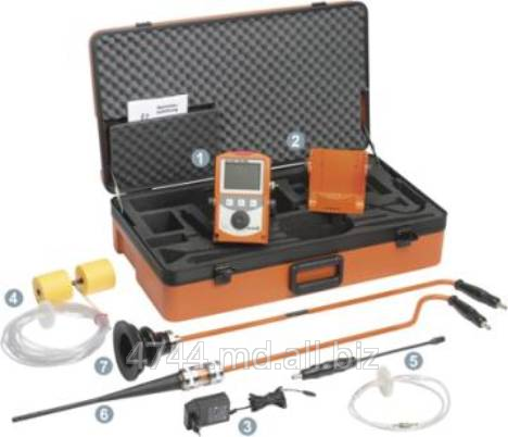 "Buy The combined measuring devices for gas systems. ""Variotek 9-EX"" / EX-TEC HS 660"