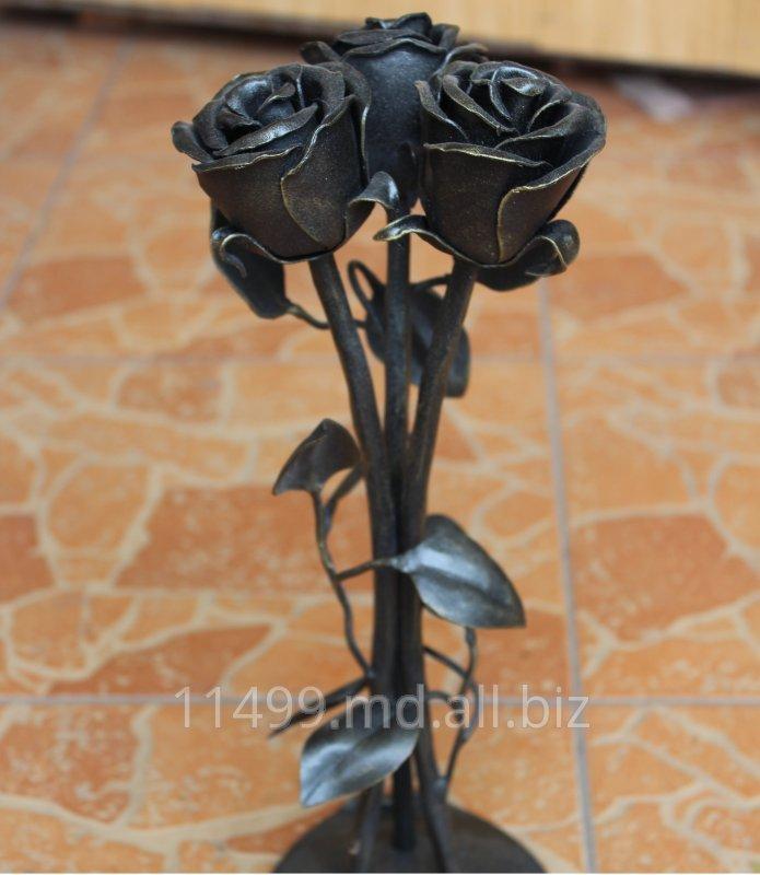 Купить Кованые розы