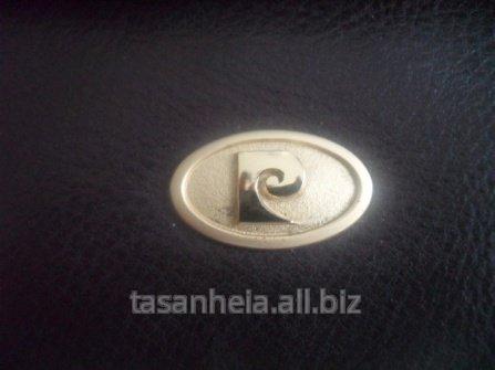"Фурнитура для сумок с логотипом "" PIERRE"""