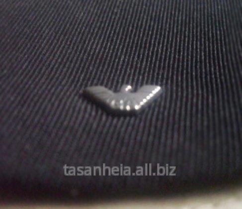 """Фурнитура для одежды с логотипом """"Armani"""""""